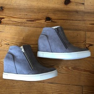 86bd2d3b229 Brash Shoes - Cece Hidden Wedge Sneaker size 8